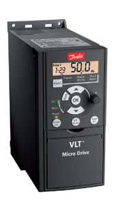 丹佛斯变频器VLT FC51系列