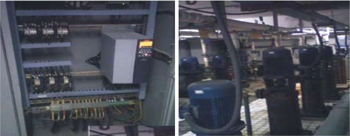 丹佛斯变频器fc102在恒压供水中的应用