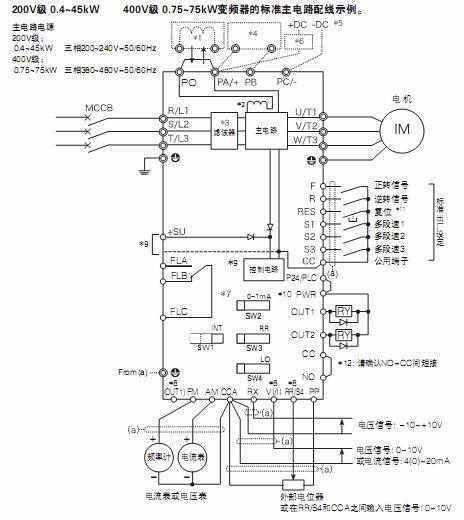 东芝变频器说明书_东芝系列变频器基础知识